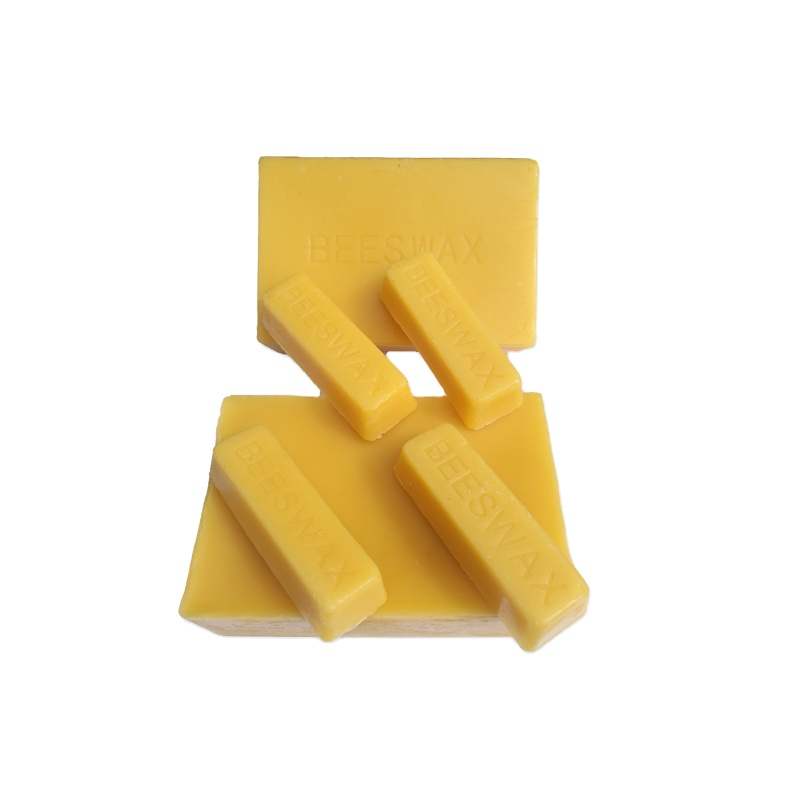 Yellow Beeswax Natural
